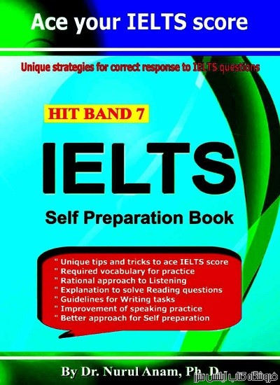 Hit Band 7 – IELTS Self Preparation Book