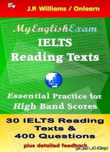 IELTS Reading Texts-Essential Practice for High Band Scores