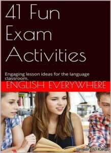 41Fun Exam Activities Engaging lesson ideas for the language classroom