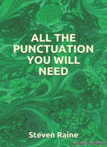 ALL THE PUNCTUATION YOU WILL NEED