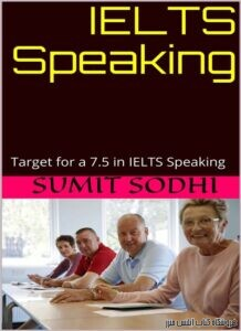 IELTS Speaking Target for a 7