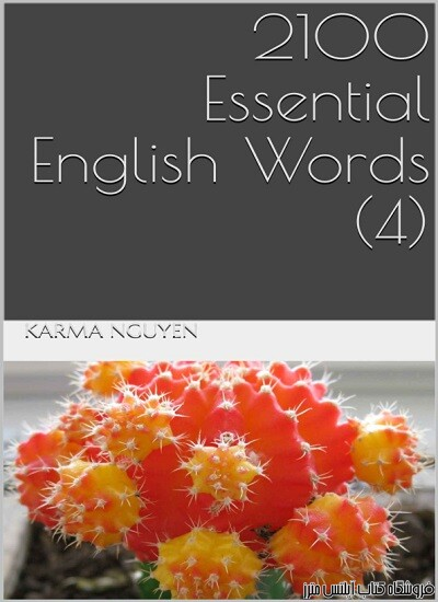 2100Essential English Words Book 4
