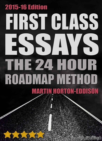 First Class Essays-The 24hour Roadmap