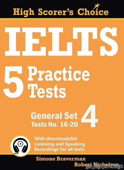 IELTS 5 Practice Tests, General Set 4 - Tests No. 15-20