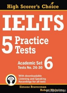 IELTS 5 Practice Tests - Academic Set 6