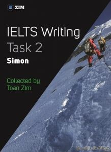 IELTS Writing Task 2 - Simon