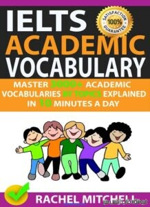 IELTS Academic Vocabulary Master 3000+ Academic