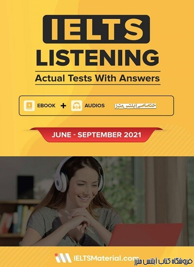 IELTS Listening Actual Tests With Answers (JUNE-SEPTEMBER 2021)